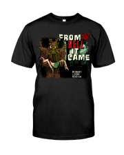 Without Your Head B-Movie Monster T-Shirt Style 3 Classic T-Shirt thumbnail