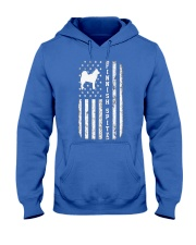 Finnish Spitz MenX27S Pr 23 Hooded Sweatshirt front