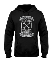Field Service Technician Skilled Enough Hooded Sweatshirt front