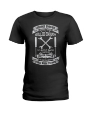 Field Service Technician Skilled Enough Ladies T-Shirt thumbnail