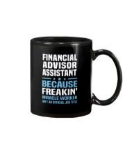 Financial Advisor Assistant 1 Mug thumbnail
