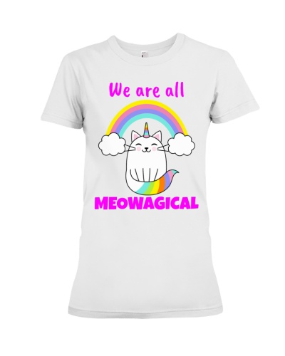 We are all Meowagical