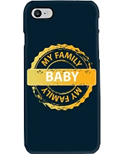 FAMILY - I LOVE YOU BABY Phone Case thumbnail
