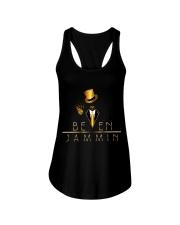 Been Jammin T-Shirt  Ladies Flowy Tank front