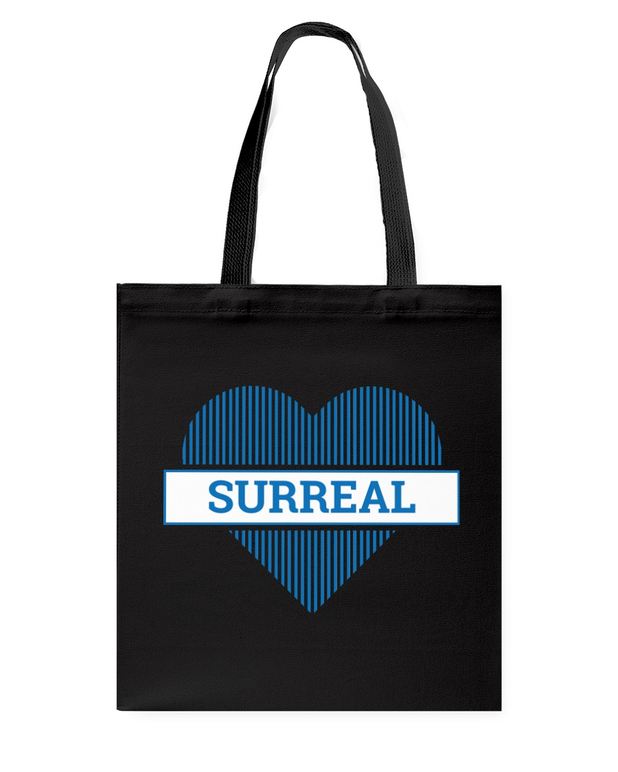 Surreal and Jessika Klide Author logo tote Tote Bag