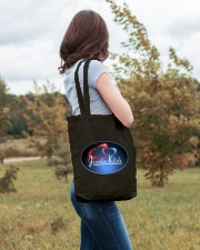 Surreal and Jessika Klide Author logo tote Tote Bag lifestyle-totebag-front-3