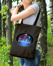 Surreal and Jessika Klide Author logo tote Tote Bag lifestyle-totebag-front-4