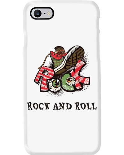 cover for iphone - rock and roll