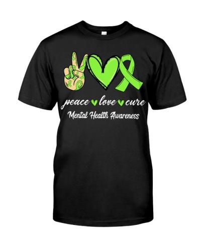 Mental Health - Peace Love