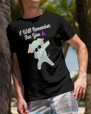 I Will Remember For You Alzheimers Awareness2 Classic T-Shirt lifestyle-mens-crewneck-front-10