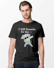 I Will Remember For You Alzheimers Awareness2 Classic T-Shirt lifestyle-mens-crewneck-front-15