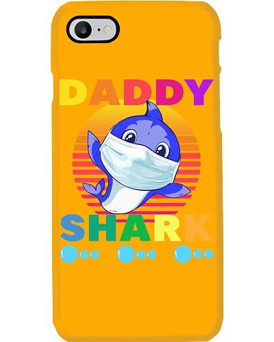 daddy shark - mask