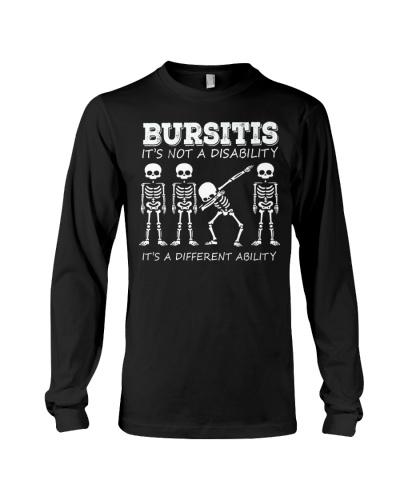 Bursitis It's not a disability funny dabbing