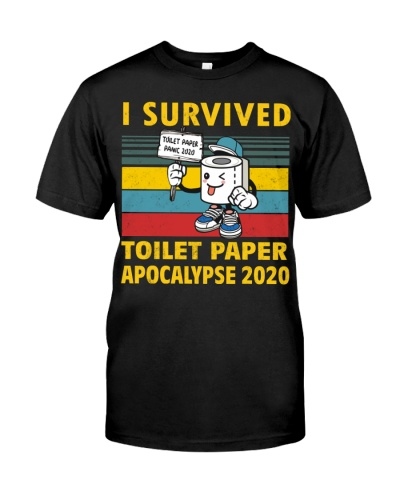 I Survived Toilet Paper Apocalypse 2020 2