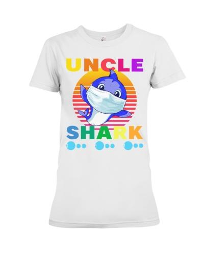 uncle shark mask