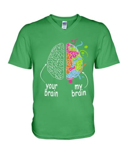 Neurodiversity brain Mental Health -ADHD - Autism