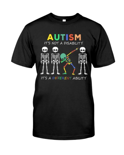 Autism Its NOT A DISABILITY