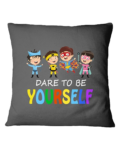 Autism Awareness Dare to be Yourself 2
