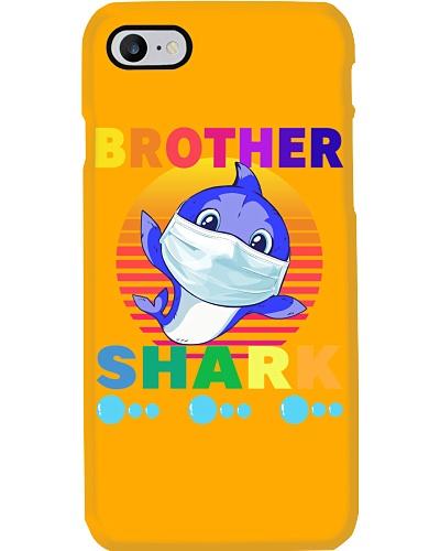Brother shark mask