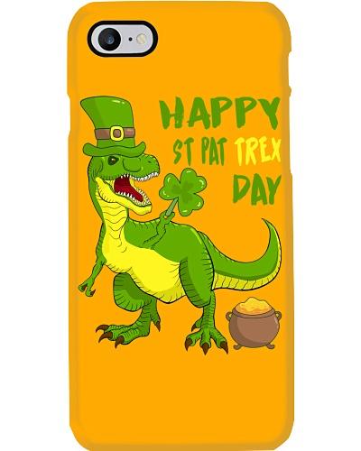 St Patricks Day Funny T-rex2