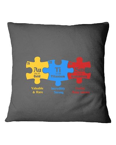 Autism Awareness Puzzle Chemical Element