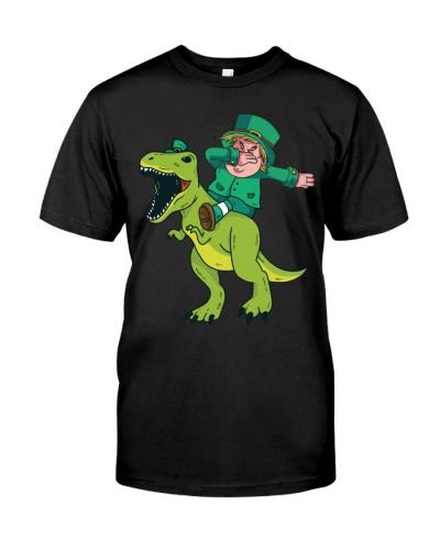 St Patricks Day dab rex
