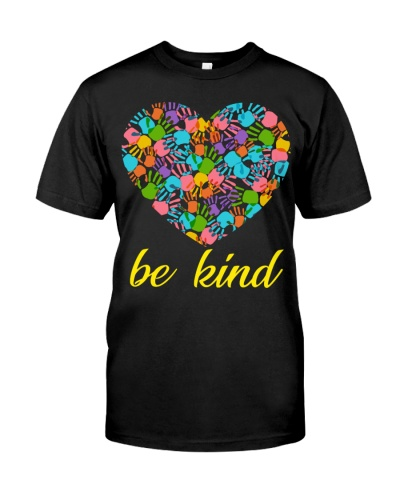 Autism Awareness Kindness Ribbon Heart 3