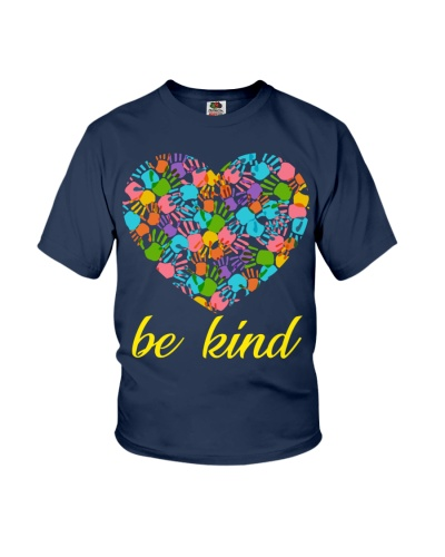 Autism Awareness Kindness Ribbon Heart 3