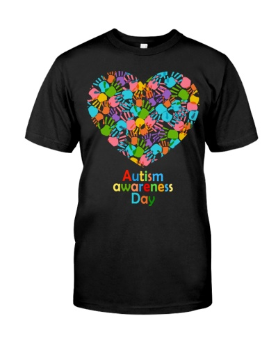 BeIn-Tees Autism Awareness Day