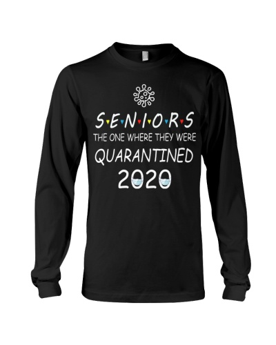 Seniors The one Where they were Quarantined 2020