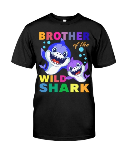 Brother of the Wild shark