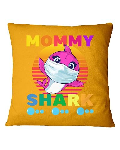 mommy shark mask