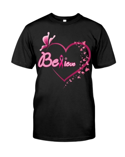 Believe Breast cancer Awareness