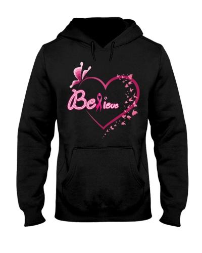 Believe Breast cancer Awareness