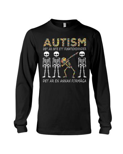 Autism Det är inte ett funktionshinder