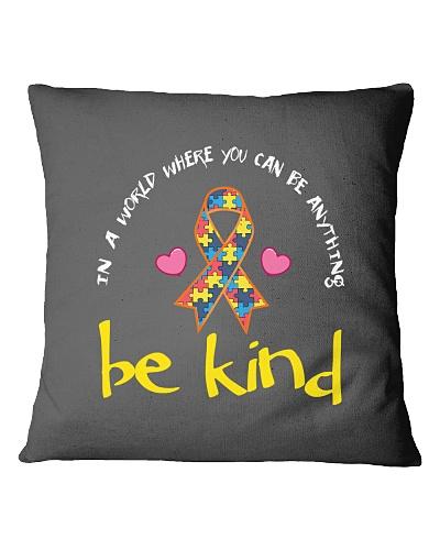 Autism Awareness Kindness Ribbon Heart