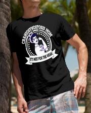 Strong Women CRANIOSYNOSTOSIS awareness Classic T-Shirt lifestyle-mens-crewneck-front-10