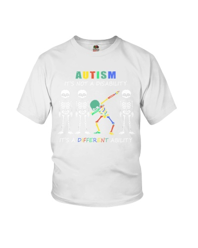 Autism Its NOT A DISABILITY2