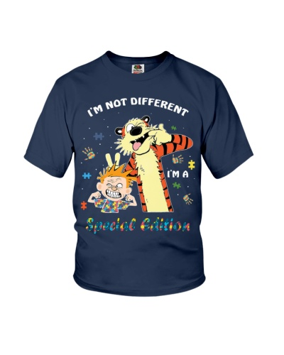 Autism Awareness - i am not different