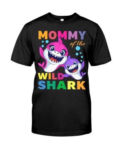 mommy wild shark