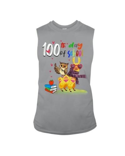 100th Day Of School Funny LLama