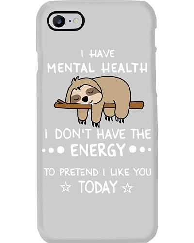 Mental Health - I have mental Health