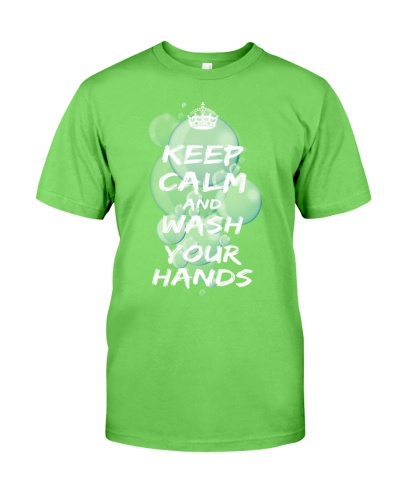 Keep Calm and Wash Your Hands3