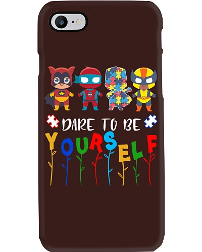 Autism Awareness -Dare to be  Yourself