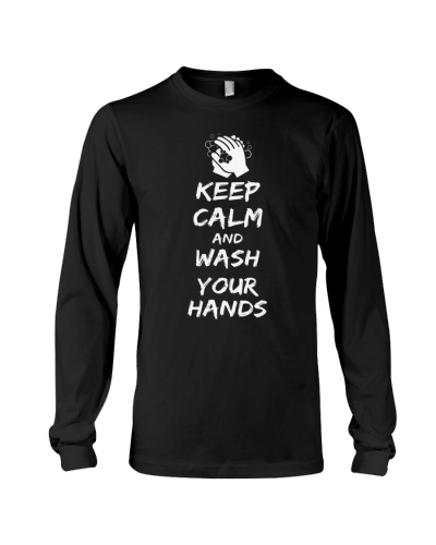 Keep Calm and Wash Your Hands 2