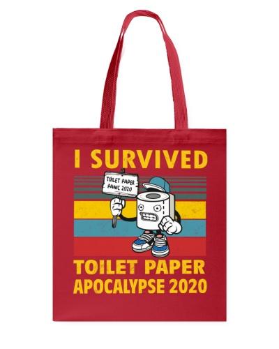 I Survived Toilet Paper Apocalypse 2020