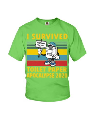I Survived Toilet Paper Apocalypse 2020