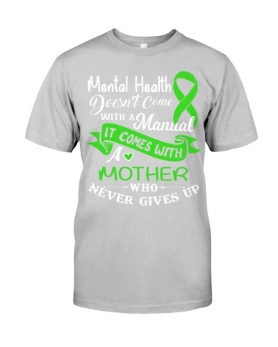 Mental Health - Doesnt come with a manual - Mother
