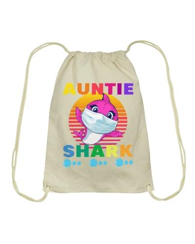 Auntie shark mask