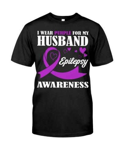 Epilepsy - I Wear husband